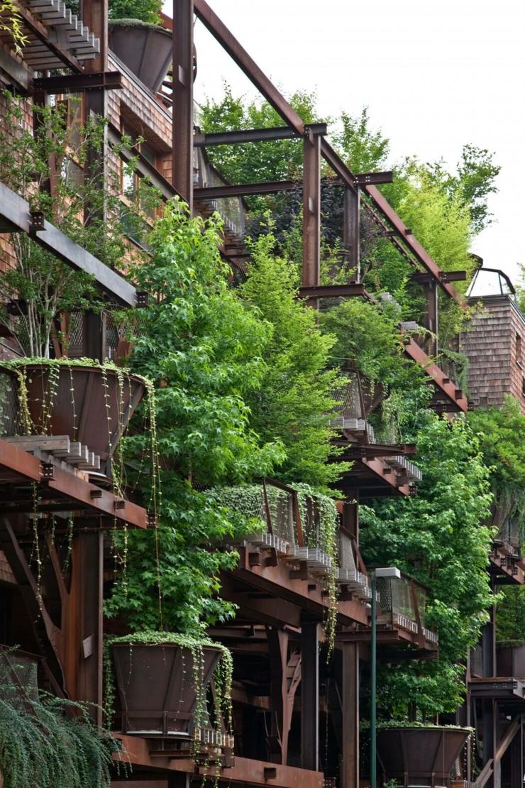 Appartement cologique dans un immeuble vert turin italie vivons maison - Purifier son appartement ...