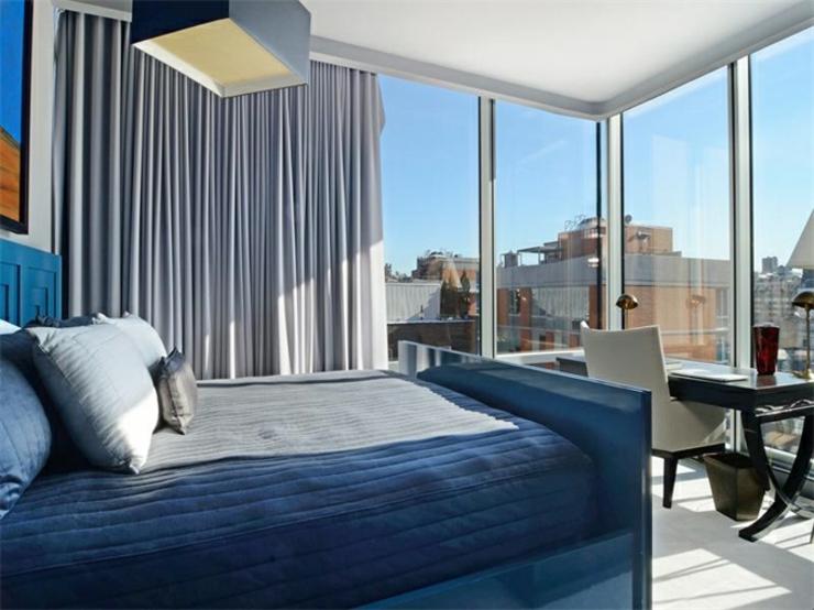 Immobilier de luxe la vue panoramique sur manhattan - Residence de haut standing amsterdam marcel wanders ...
