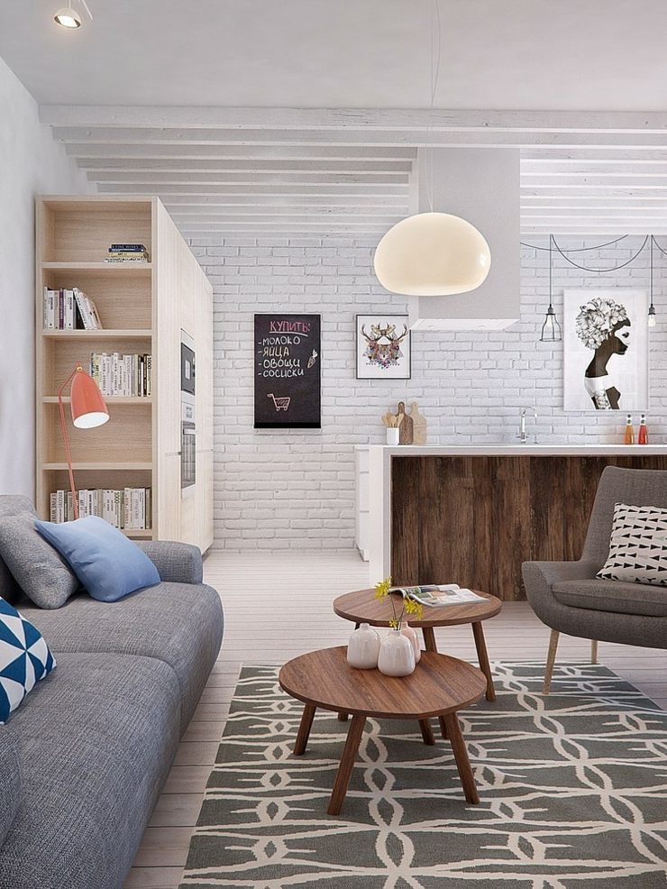 5 Appartements Inspirés Scandinaves