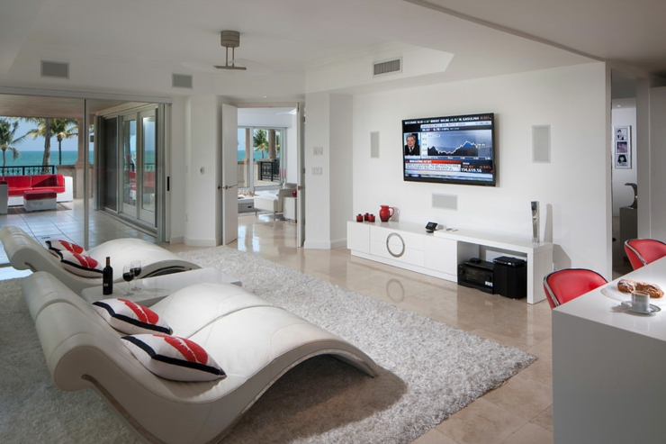 appartement de luxe pour des vacances uniques miami beach vivons maison. Black Bedroom Furniture Sets. Home Design Ideas