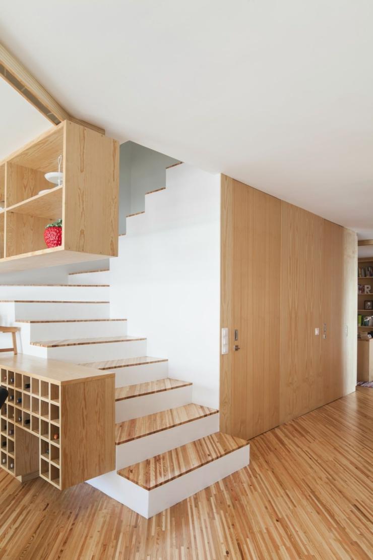 Belle maison d architecte au portugal vivons maison for Interieur de belle maison