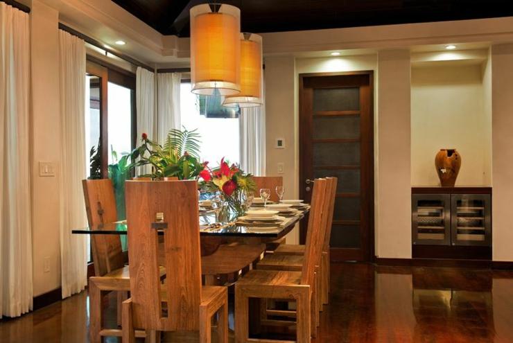 Belle Maison De Luxe Moderne : Vacances hawaii extraordinaires dans la kai vista villa de