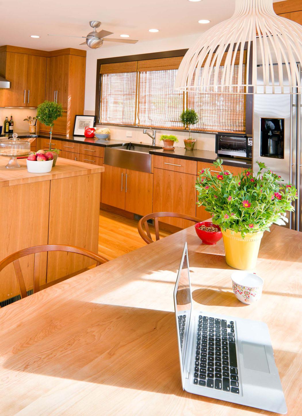charmante d co maison pour une jeune famille de quatre en nouvelle angleterre vivons maison. Black Bedroom Furniture Sets. Home Design Ideas