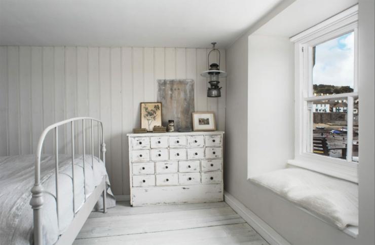 ancien cottage anglais pour un s jour inoubliable cornouailles vivons maison. Black Bedroom Furniture Sets. Home Design Ideas