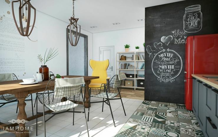 bel appartement l int rieur design unique en russie. Black Bedroom Furniture Sets. Home Design Ideas