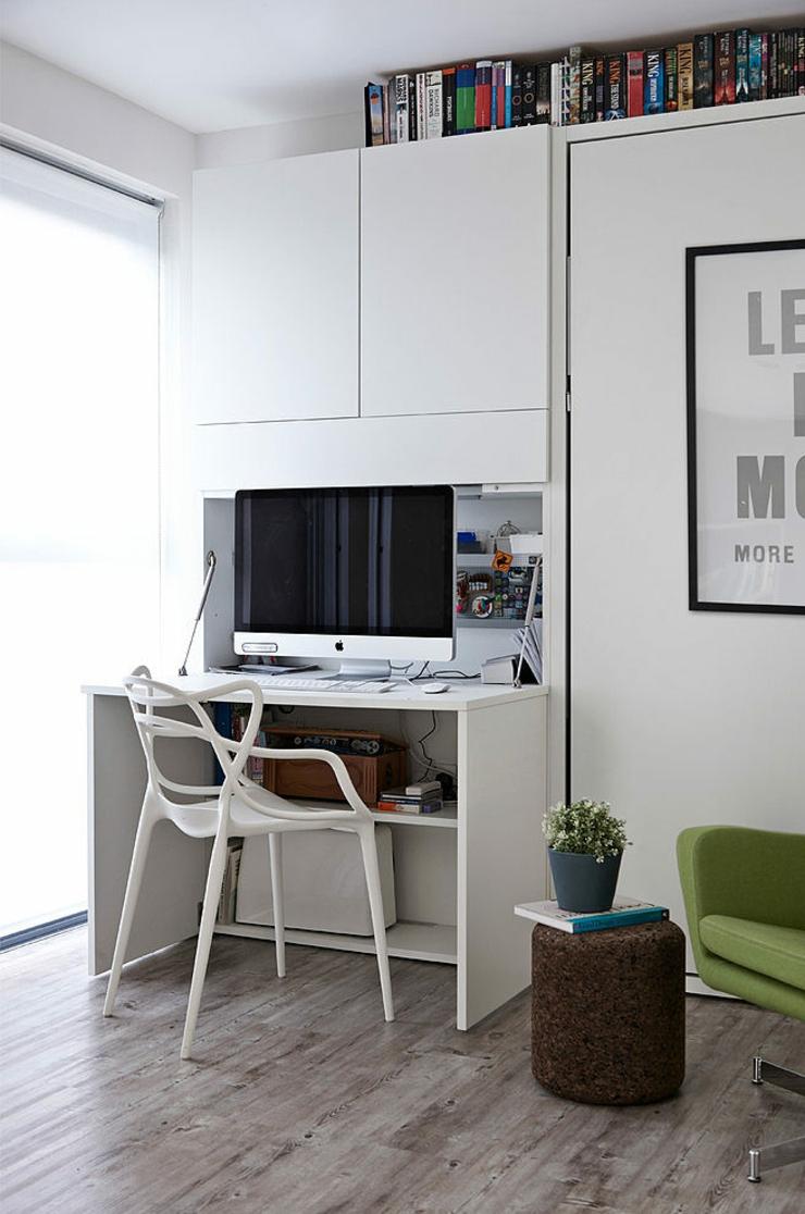 d co bureau appartement. Black Bedroom Furniture Sets. Home Design Ideas