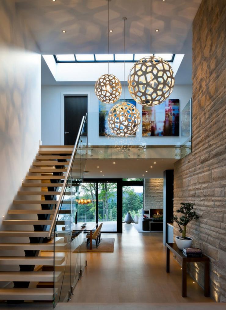 Prestigieuse maison moderne avec vue sur la mer for Residence luxe