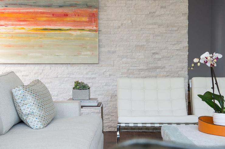 ... intégrée et contemporaine pour un intérieur design chaleureux
