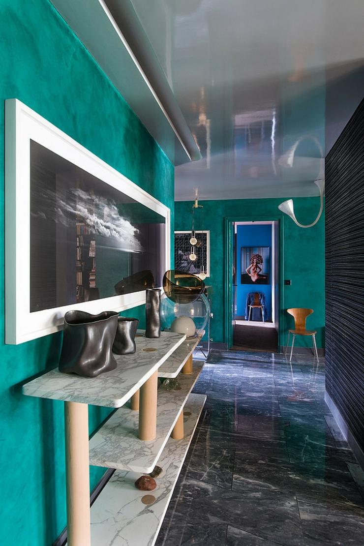 Appartement de luxe au design éclectique à Paris | Vivons maison