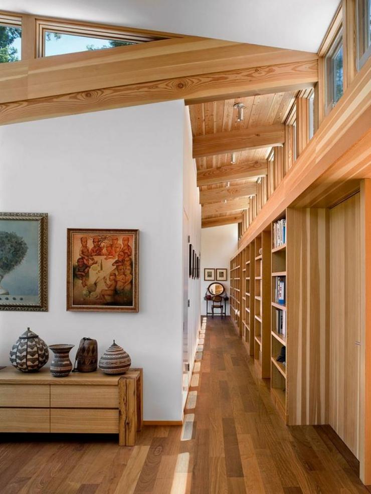 Maison en bois sebastopol en californie vivons maison for Maison en bois moderne