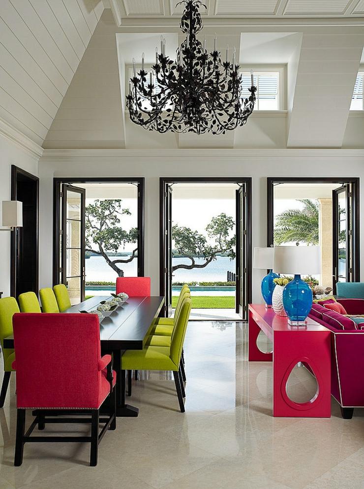 Le chic design d une r sidence de haut standing en floride vivons maison - Residence de haut standing rubio ...