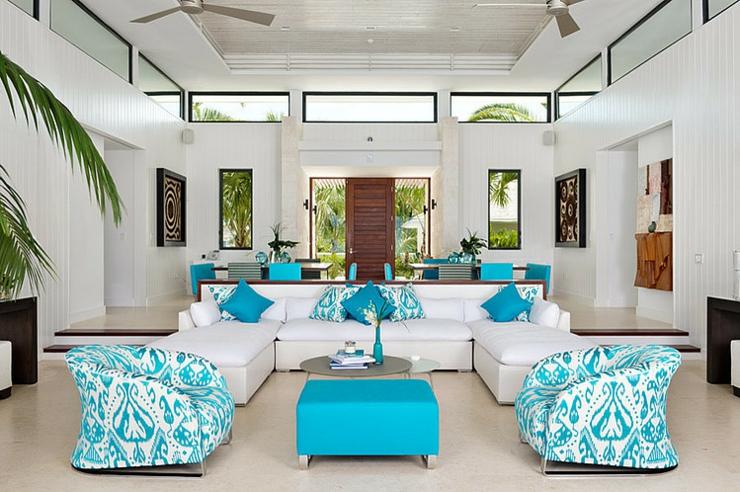 L exotisme dans toute sa splendeur avec cette maison de for Les plus belles deco interieur