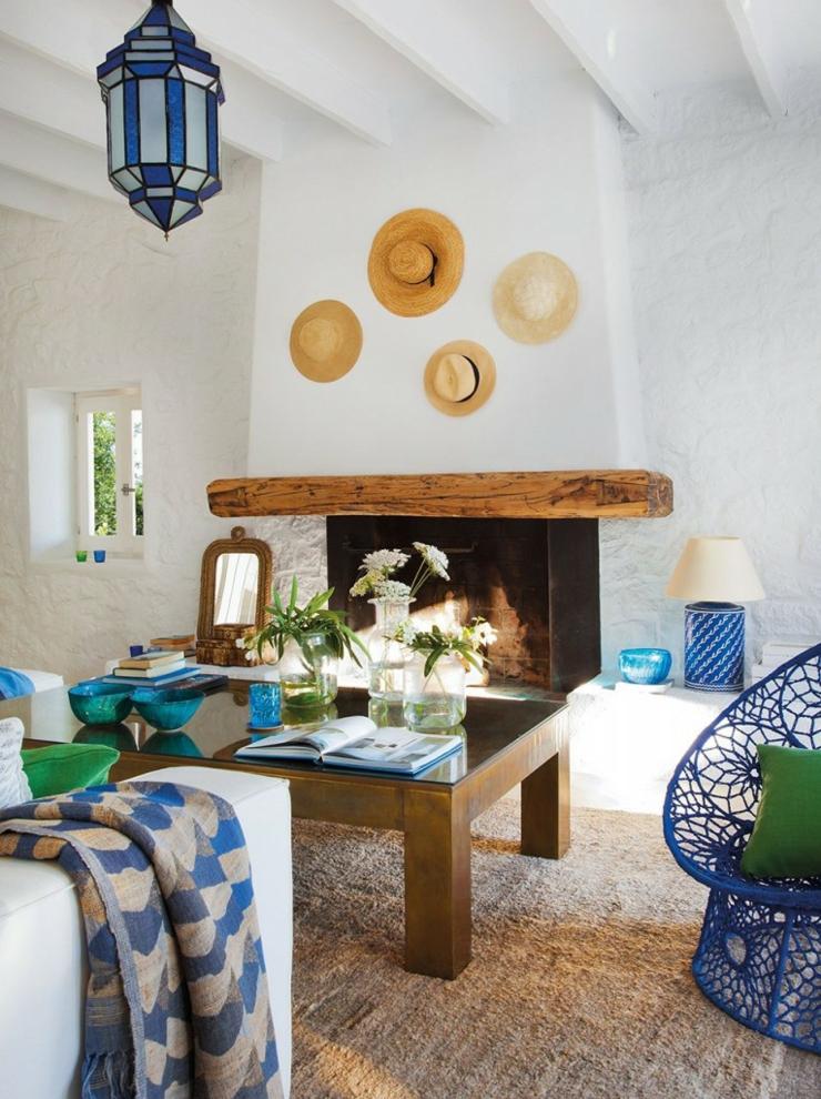 Jolie maison de charme rustique ibiza vivons maison - Decoration de charme chic ...