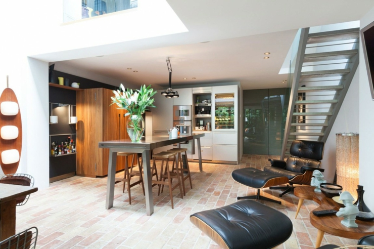 Top Maison de ville à la déco éclectique à Londres | Vivons maison AE33
