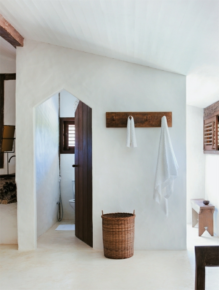 Maison de vacances au br sil l int rieur minimaliste for Maison minimaliste