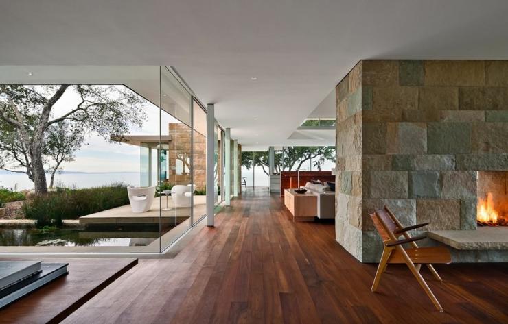 Maison plain pied sur les ext rieurs de la ville vivons - Residence de luxe interieur design montya ...