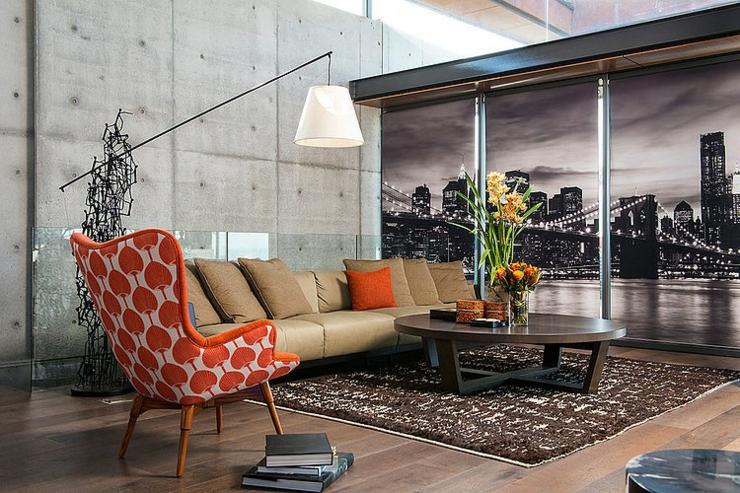 Appartement de ville avec vue sur l oc an sydney vivons maison - Interieur eclectique grove design ...