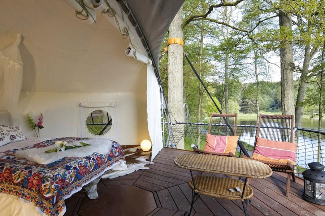h bergement insolite en belgique pour une exp rience glamping inoubliable vivons maison. Black Bedroom Furniture Sets. Home Design Ideas