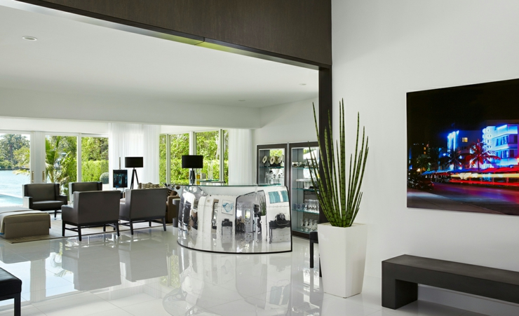 Tr s belle maison secondaire pour des vacances r ussies for Maison tres moderne