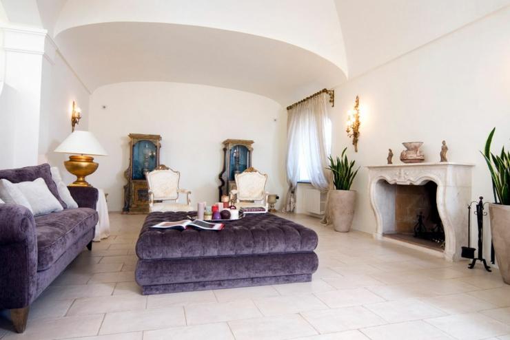 Sublime villa de r ve avec vue sur la mer ercolano italie vivons maison - Interieur de maison de reve ...