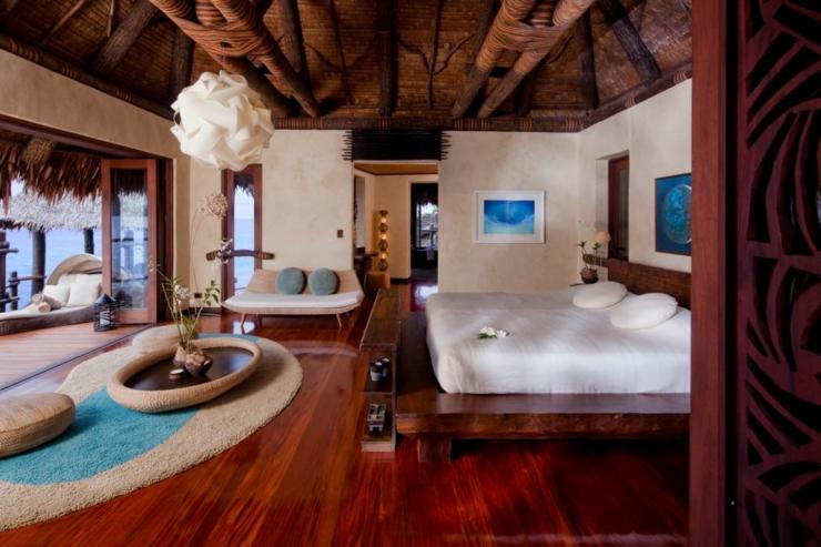 Vacances de luxe au complexe h telier fidjien laucala - Vacances a la montagne villa rustique aspen ...