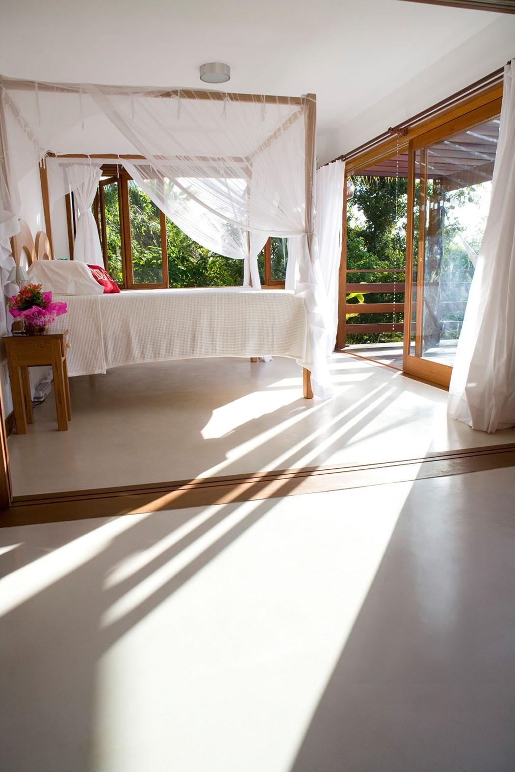 Belle villa louer au c ur de la for t exotique br silienne vivons maison - Villa a louer casa do dean ...