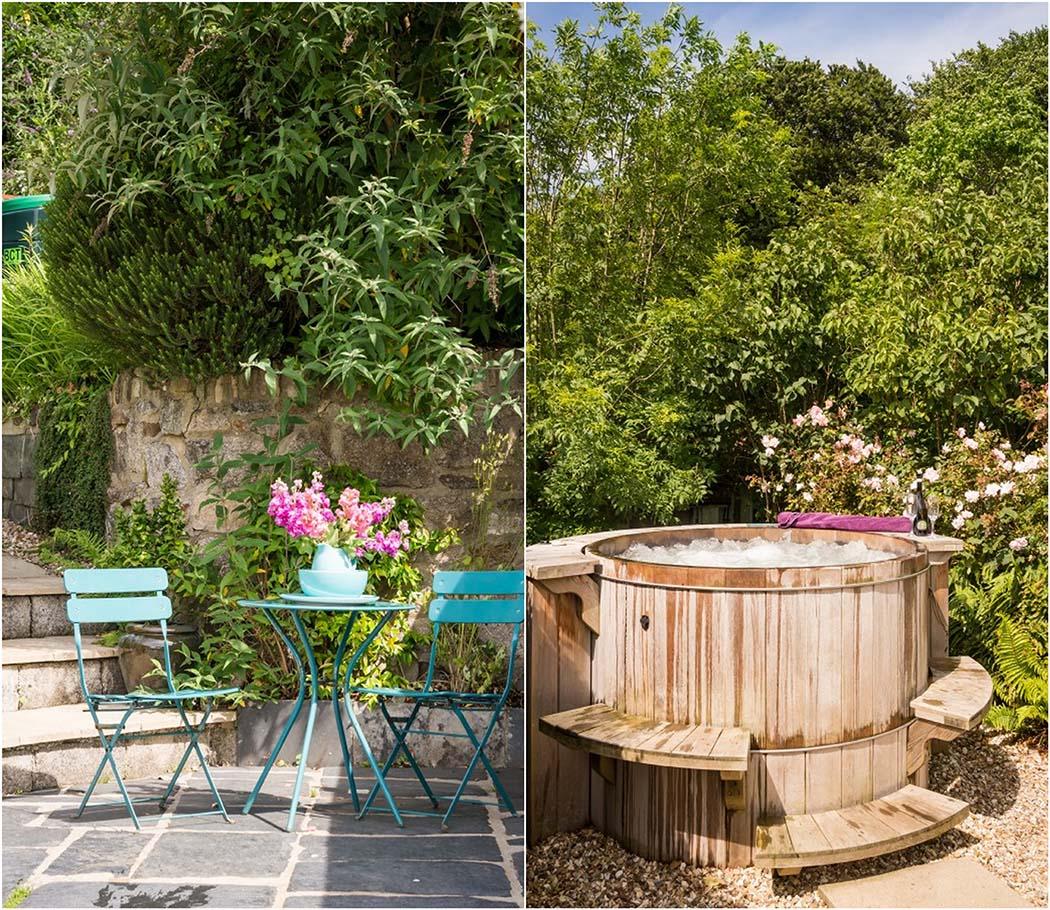 Deco cottage anglais ou d paysement total au c ur du for Exterieur maison campagne