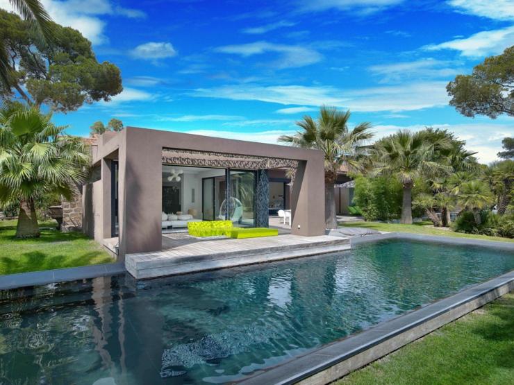 Splendide Villa De Rve Sur La Cte DAzur  Vivons Maison