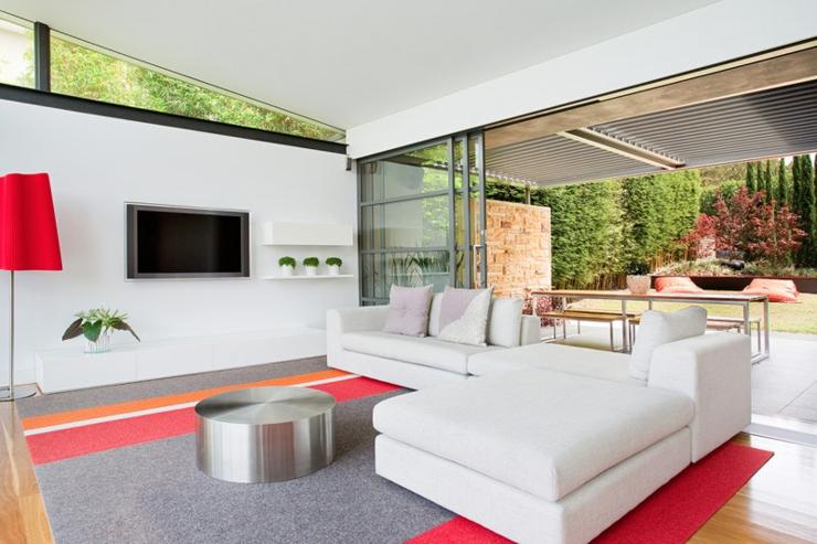 Adorable maison de charme sydney vivons maison - Magnifique maison renovee eclectique coloree sydney ...