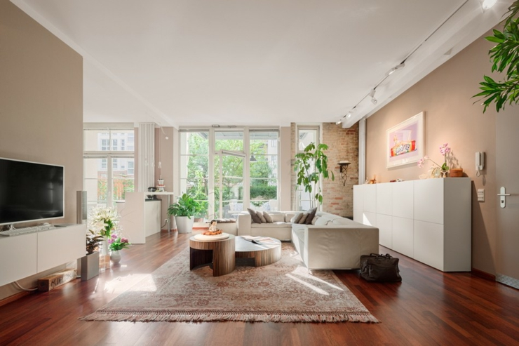 Luxe Loft Living By Uglyanitsa Alexander 3 Pictures to pin on ...