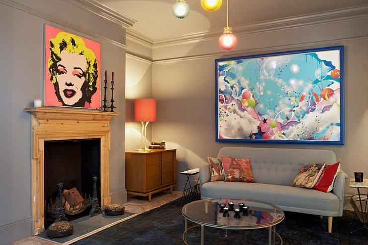 Maison Design Situ E Dans La Capitale Britannique Londres Vivons Maison