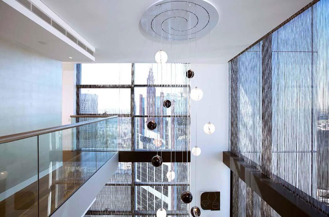 Deux Appartements Modernes Minimalistes Avec Des Détails Subtils Et Luxueux