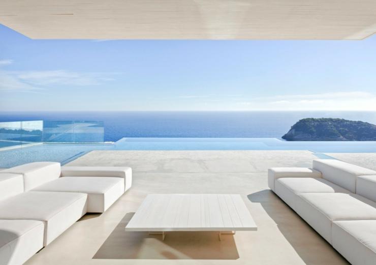 Magnifique villa de luxe minorque espagne vivons maison - Villa de vacances exotiques island views ...