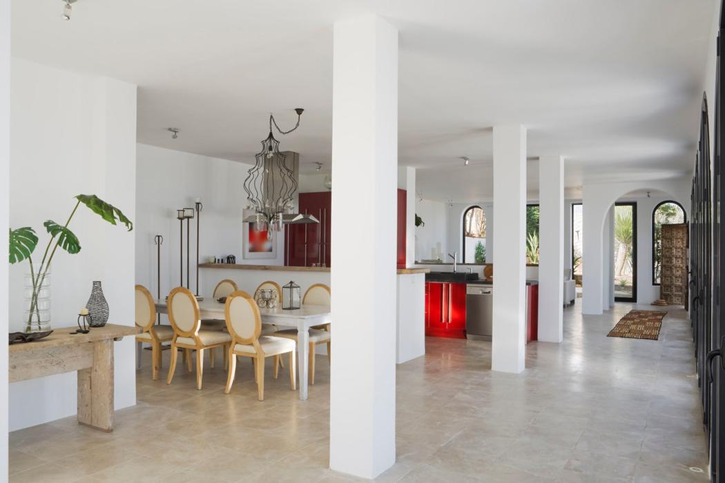 Splendide villa de luxe sur la c te sud espagnole vivons maison for Salle a manger en espagnol