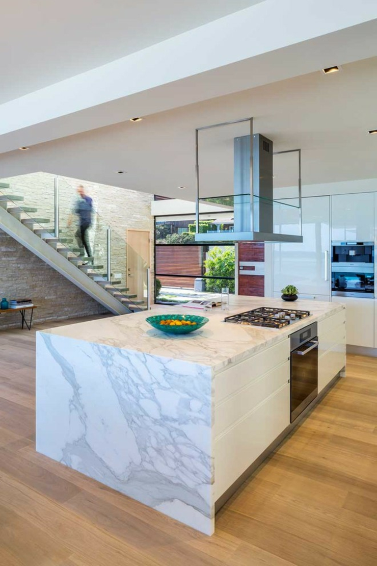 Emplacement Cuisine Dans La Maison maison d'architecte de prestige à malibu – californie