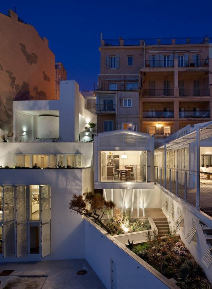 maison architecte marseille