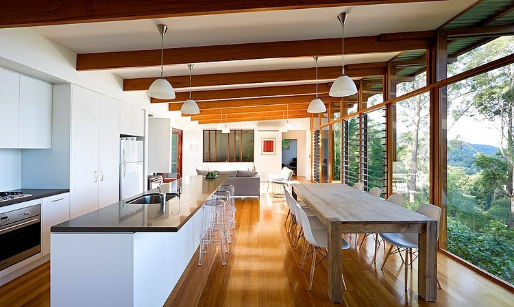 Favori Eco friendly maison contemporaine en Australie | Vivons maison PJ81