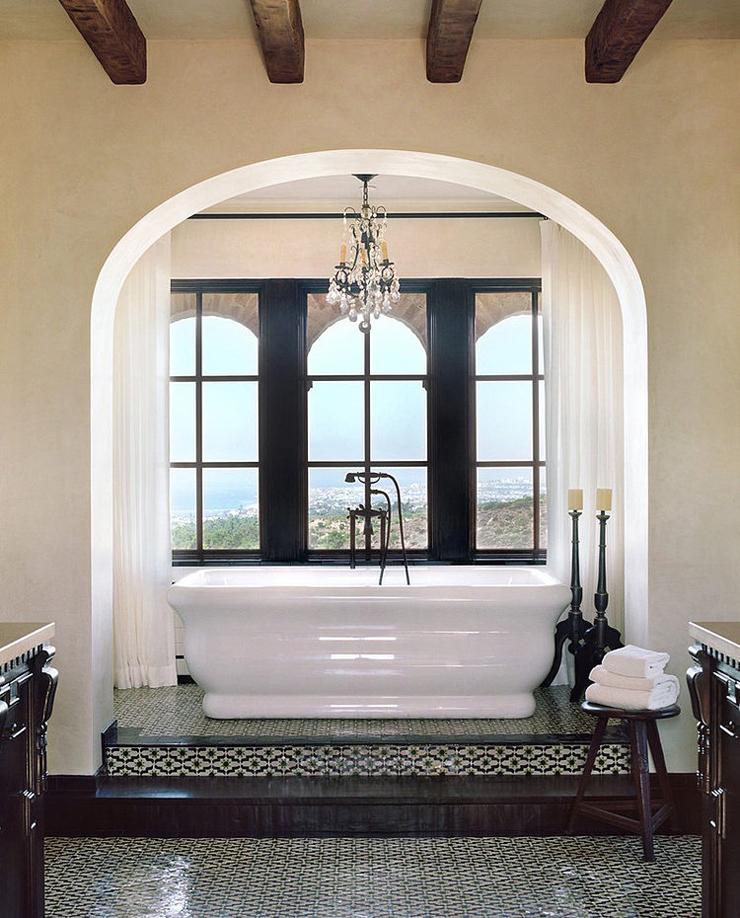 maison de charme rustique en californie vivons maison. Black Bedroom Furniture Sets. Home Design Ideas