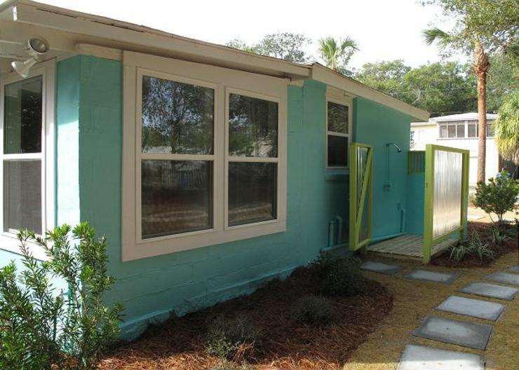 Coral cottage ou la maison de plain pied style retro vivons maison - Petite maison a renover bord de mer ...