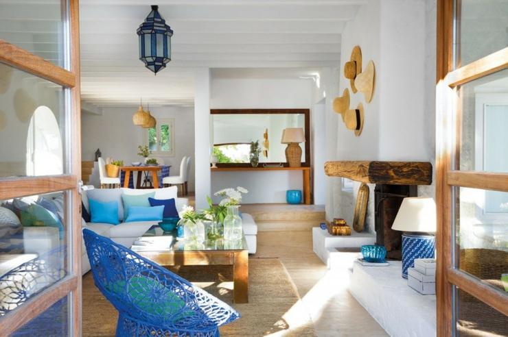 jolie maison de charme rustique ibiza vivons maison. Black Bedroom Furniture Sets. Home Design Ideas
