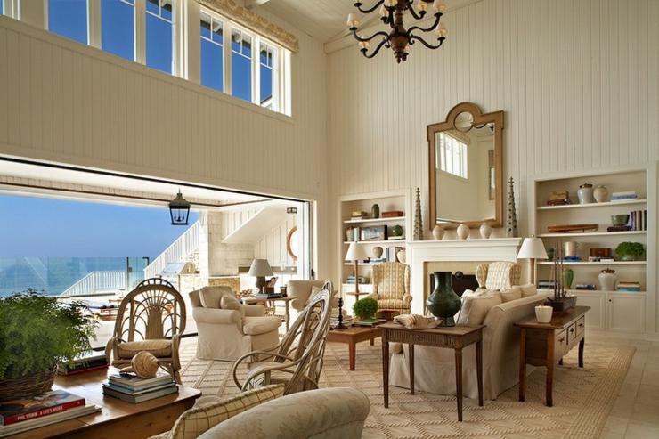 Maison de vacances sur la c te californienne vivons maison for Classic house phoenix