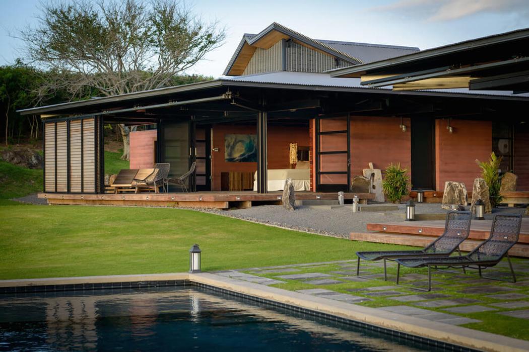 Une Maison Plain Pied Au C Ur D Un Paysage Paradisiaque Hawaii Vivons Maison