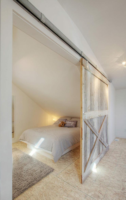 Maison design loft spacieux ou bungalow citadin vivons for Chambre dans les combles photos