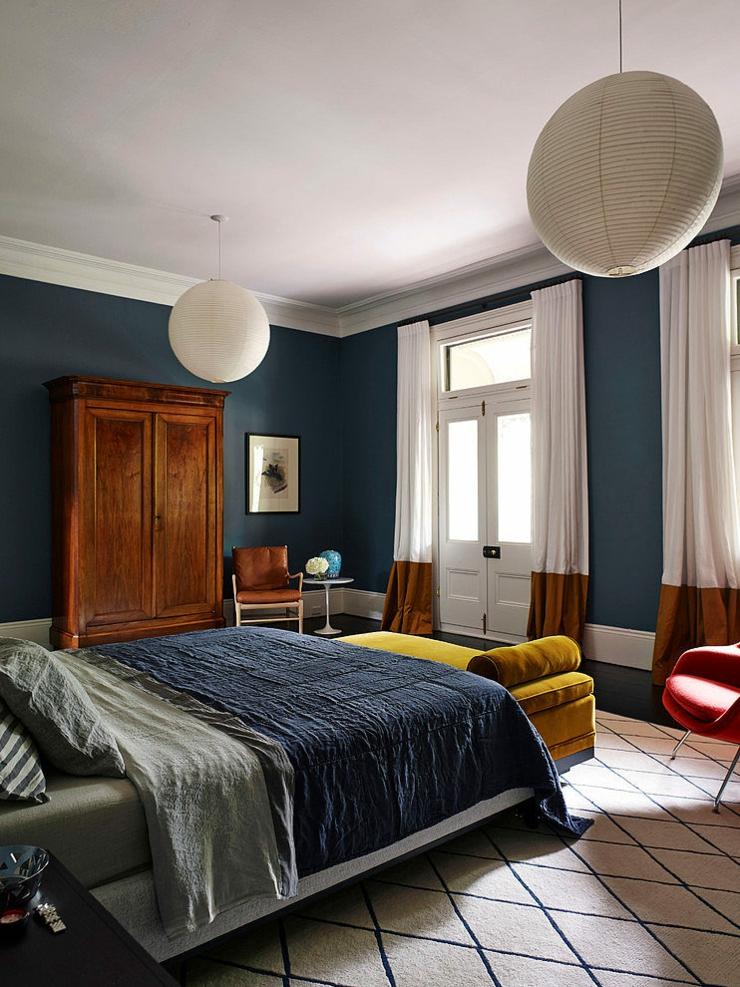 Maison moderne l int rieur clectique vivons maison - Magnifique maison renovee eclectique coloree sydney ...