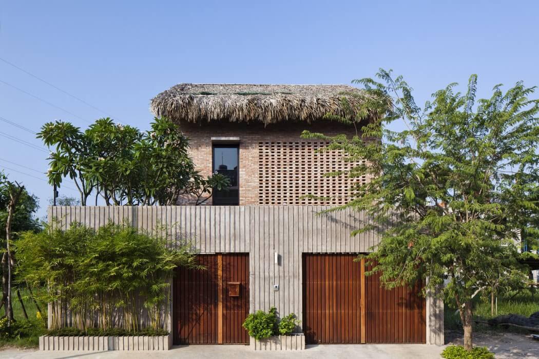 Petite maison originale au design clectique situ e dans la plus grande ville vietnamienne - Maison originale de ville kariouk ...