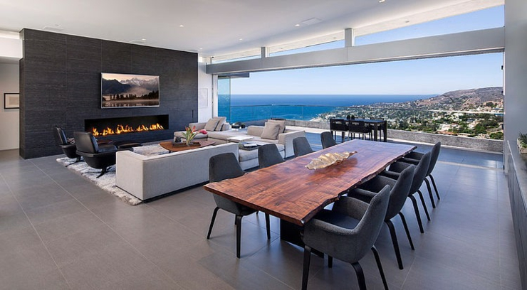 magnifique maison avec vue sur la laguna beach vivons maison. Black Bedroom Furniture Sets. Home Design Ideas