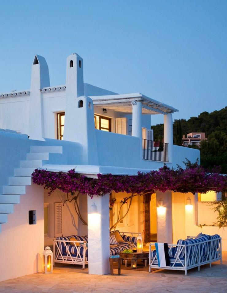 Photo Maison Mediterraneenne jolie maison de charme rustique à ibiza | vivons maison