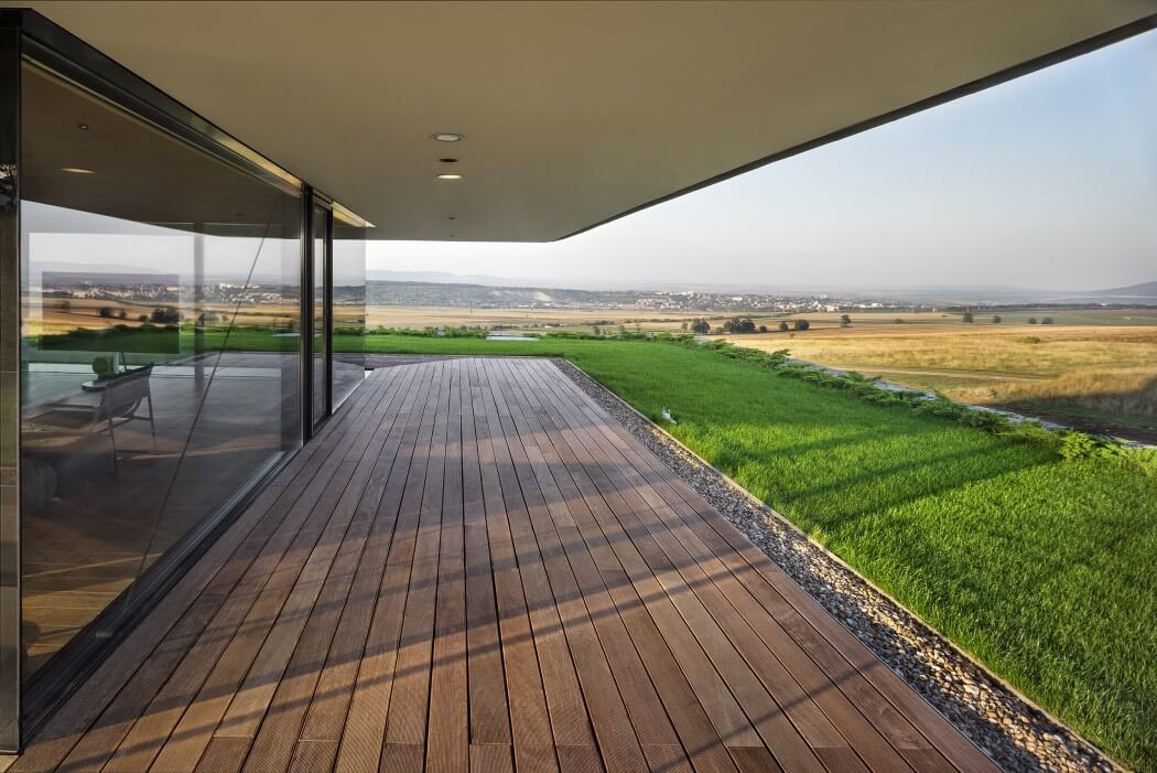 Maison d architecte en bulgarie offrant une superbe vue for Nom d architecte