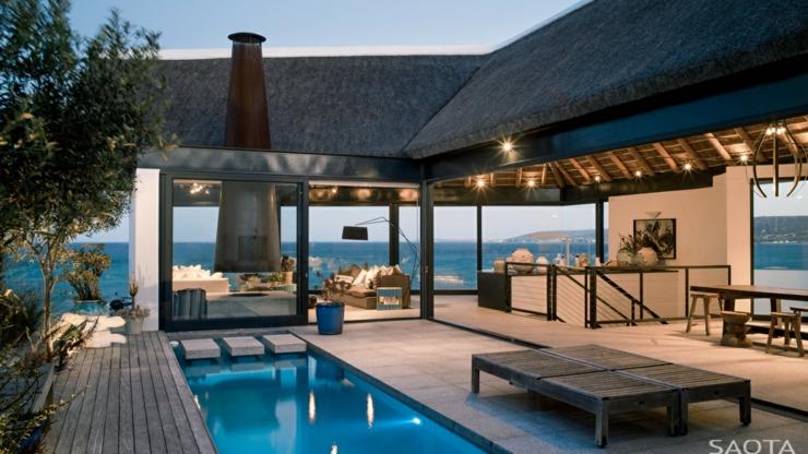 Maison secondaire sur la plage en afrique du sud vivons maison - Deco maison de plage ...
