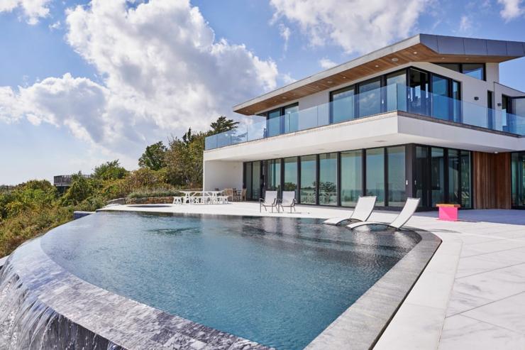 Splendide maison secondaire dans les hampton tats unis vivons maison - Villa de luxe etats unis ...